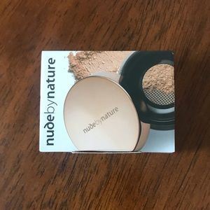 NWT Nude By Nature Loose Powder